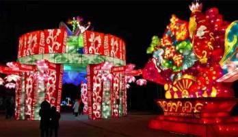银川鸣翠湖国家湿地公园燃爆全民春节旅游热潮!