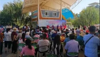 小长假,亲子游、家庭游引爆鸣翠湖景区 文明旅游氛围突出!
