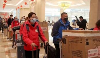 特稿    宁夏第五批援湖北医疗队今天出征 已累计派出610人