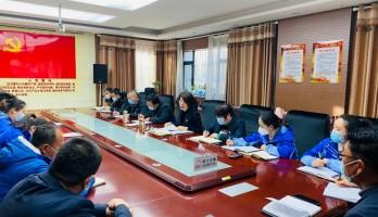 鸣翠湖开展疫情防控专项部署检查